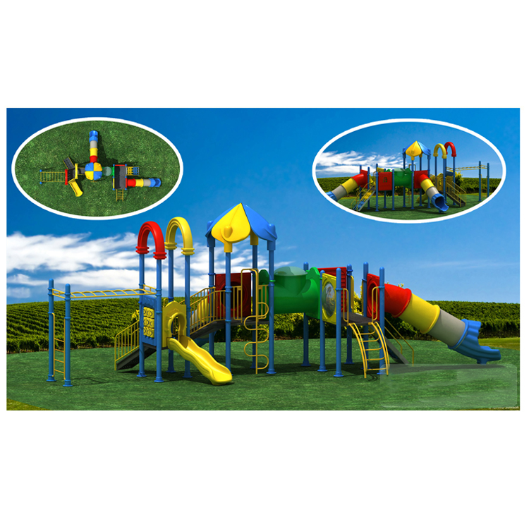 Outdoor Children Playsets Tube Playground Equipment For Sale Kids