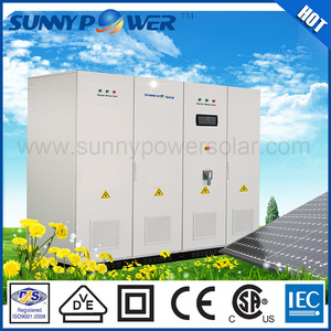 80kw Sunny Power New blue High frequency solar energy product