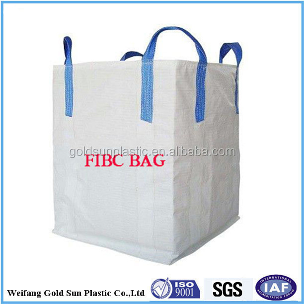 One Ton Bulk Bag Baffle Jumbo Bags Q For