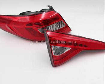 Car Body Parts Auto Accessory Car Spare Part Tail Light