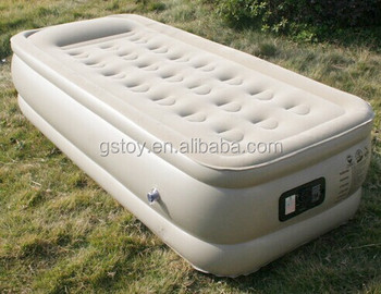 Inflatable Pvc Air Mattress Air Bunk Bed Buy Air Bunk Bed Cheap