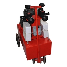 Post tension equipment prestressed hydraulic high pressure oil pump for building construction