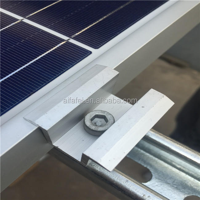Special Lengths Mounting Profile Standard 40x40mm for Solar Or