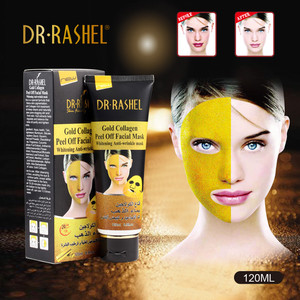 Dr.Rashel High Quality Peel Off Face Mask Gold Collagen Mask Beauty120 Ml
