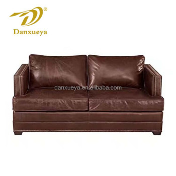 russian antique furniture exotic leather sofa, 2 seater ...