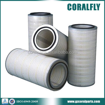 Synthetic Fiber Hepa Filter Industrial Air Cleaning Filter