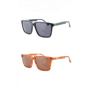ab7e3156a7f 2018 New Design Square Acetate China Manufacturer Sunglasses for man