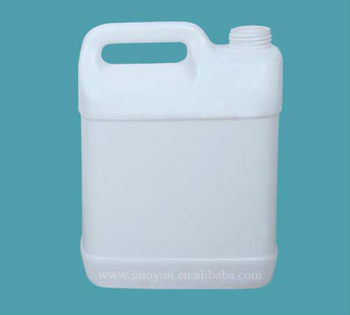 1 gallon empty plastic F style bottle manufacture