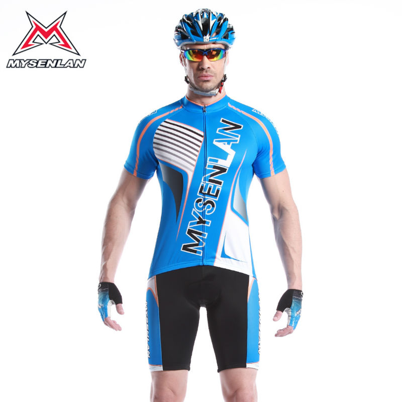 2014 MYSENLAN Men <strong>specialized</strong> cycling clothing set