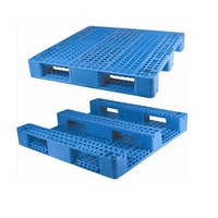 Heavy duty stackable single sides plastic pallet racking for sale plastic pallet prices