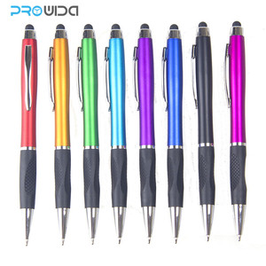 Fashion Branded Cute Stylus Touch Ballpoint Pens
