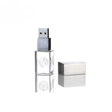 OEM &ODM 1tb usb flash drive crystal usb disk wholesale