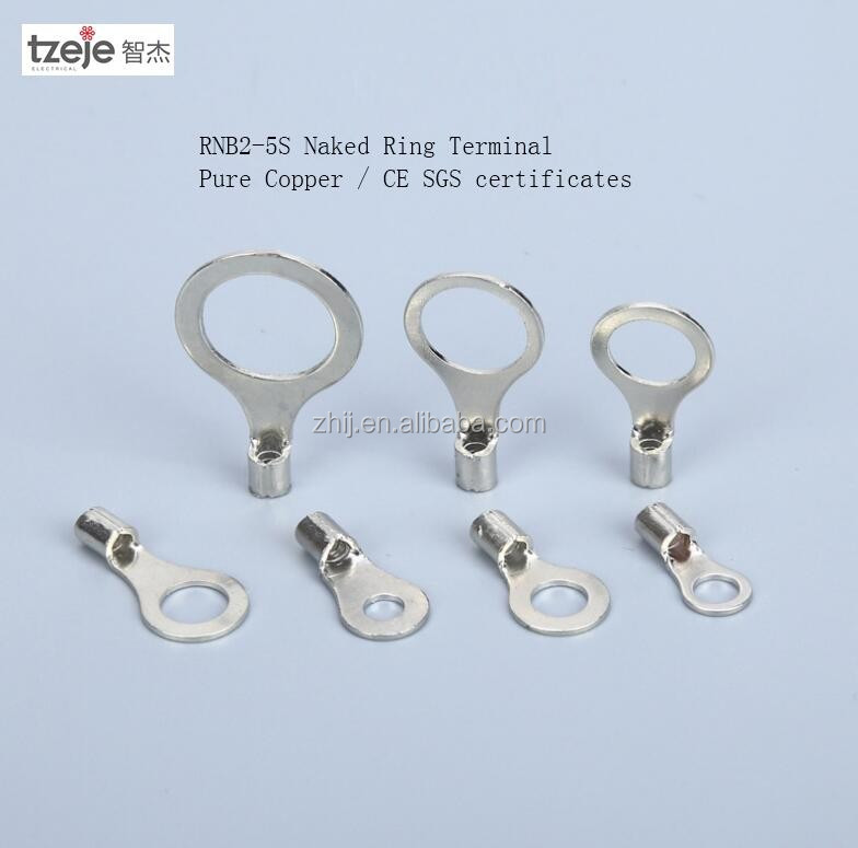 Non Insulated Crimp Terminals Supplied Nationwide