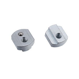 Aluminum Profile Accessory 10 Slot T Nut With Loaded Ball Spring Slot Nut Bolt
