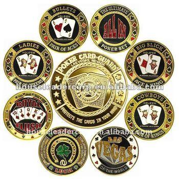 Poker card guard protector poker tube sunday million password