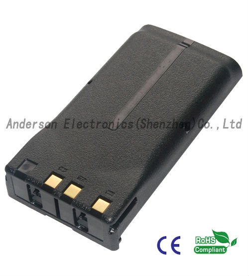 KNB17A handheld radio battery 1800mAh ATEX for TK380 TK480