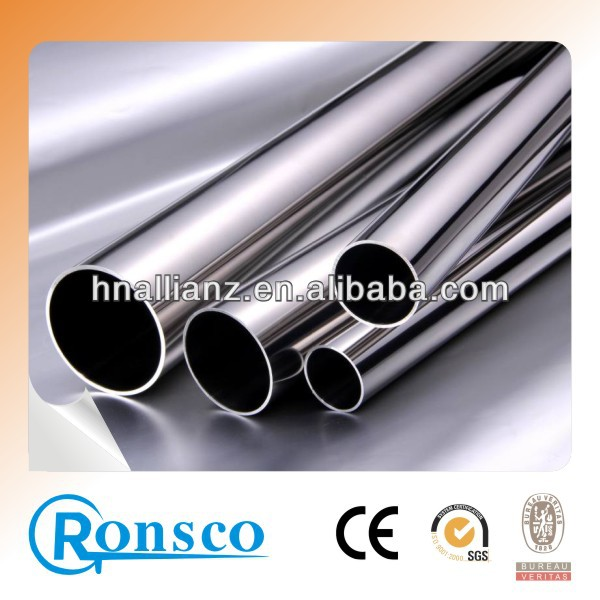 JIS AISI Din 304 304L 316 316l Flexible Stainless Steel Industrual Piping