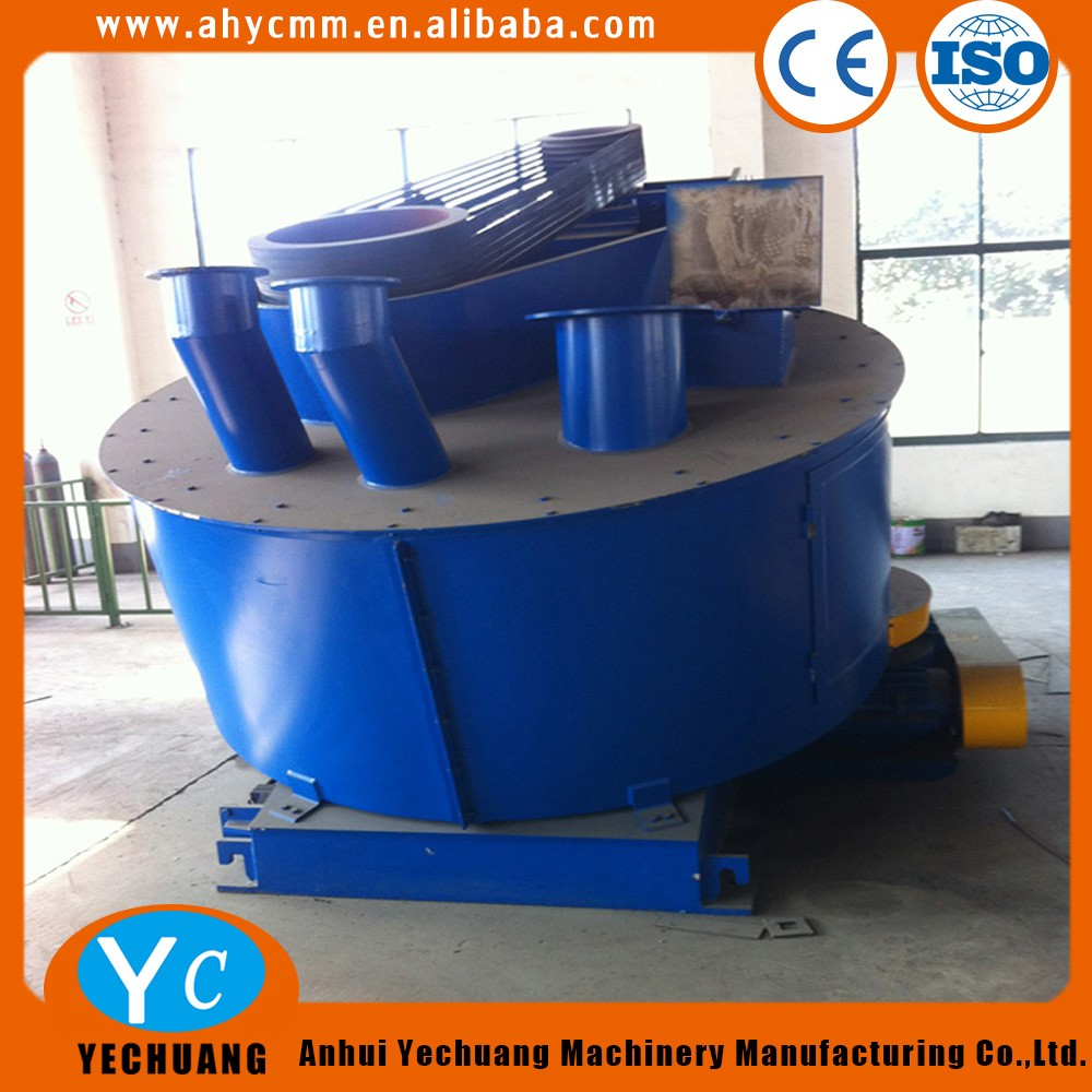 High efficient MX19 raw material mixer for float glass with 1000L available volume