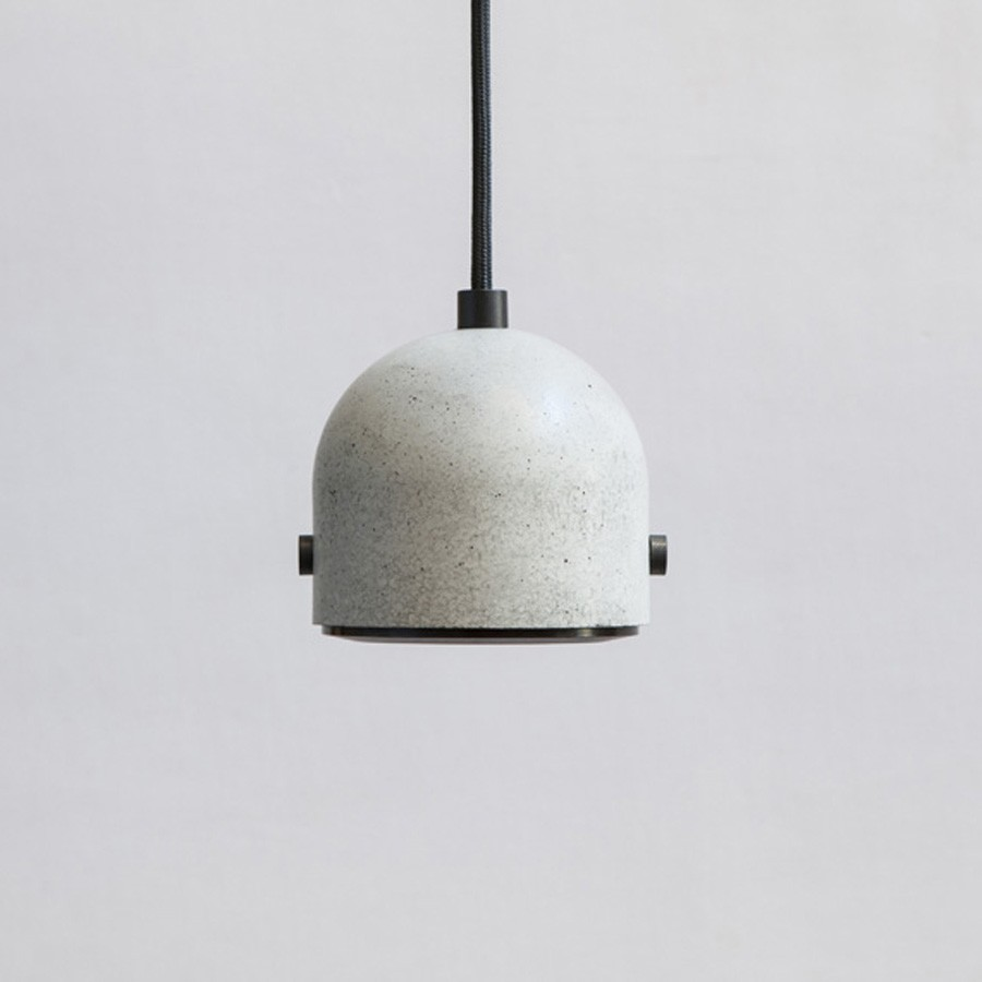 Kui Industrial Cement Lamp Shade Ceiling Lamp/ Concrete Hanging ...