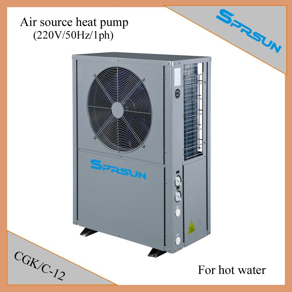 Sprsun Air Source Heating Pump For Hot Water 13kw (cgk/c-12) - Buy ...