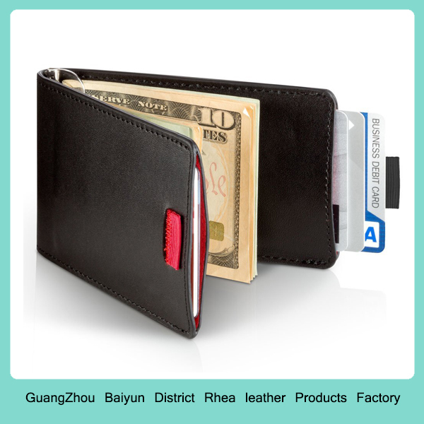 Best Mens Personlized Thin Coin Credit Card Holder Slim Rfid ...