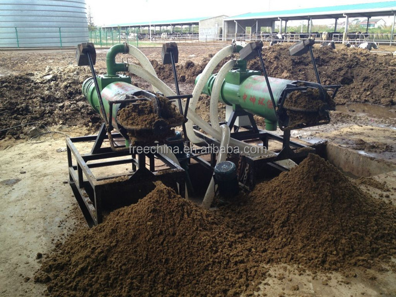 livestock farming manure drying manure processing machine - Chicken Manure