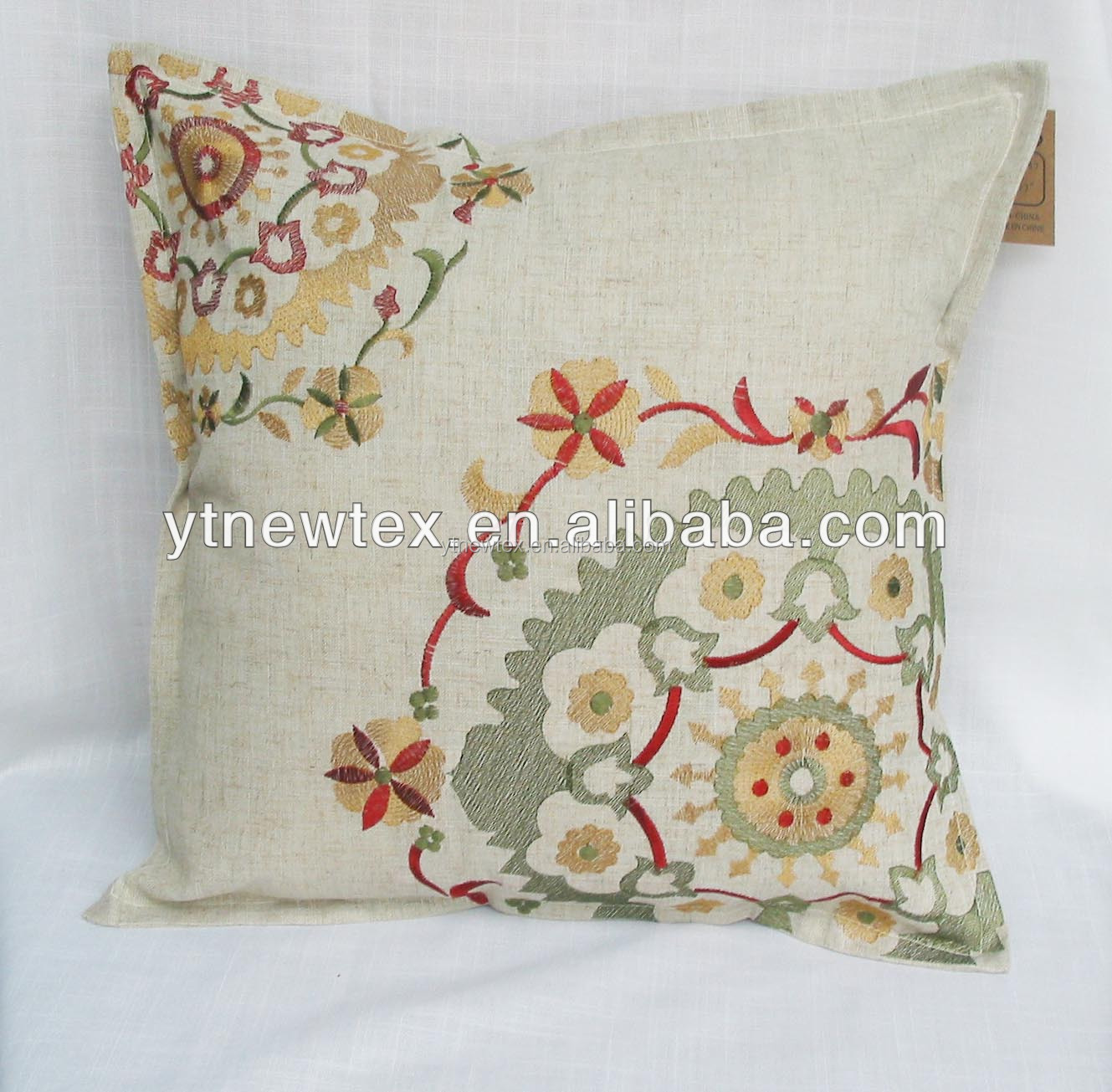 Ribbon embroidery bedspread designs - Floral Ribbon Embroidery Cushion Covers Hand Embroidery Design Floral Ribbon Embroidery Cushion Covers Hand Embroidery Design Suppliers And Manufacturers