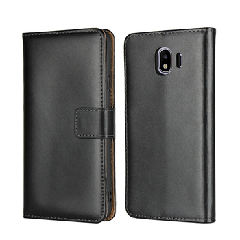 wholesale dealer 5bd5a 355b9 Leather Flip Cover Wallet Card Holder Phone Case For Samsung Galaxy J4 2018  Case, View J4 2018 Case, E-tree/ OEM Product Details from Guangzhou Lumei  ...