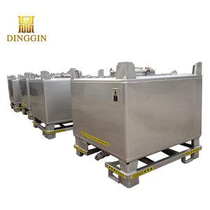 diesel fuel storage ibc tank