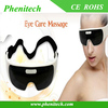 Battery operated relaxation eye protect massager