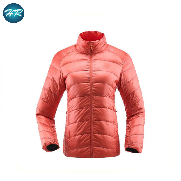 Newest design top quality custom lightweight skiing jacket