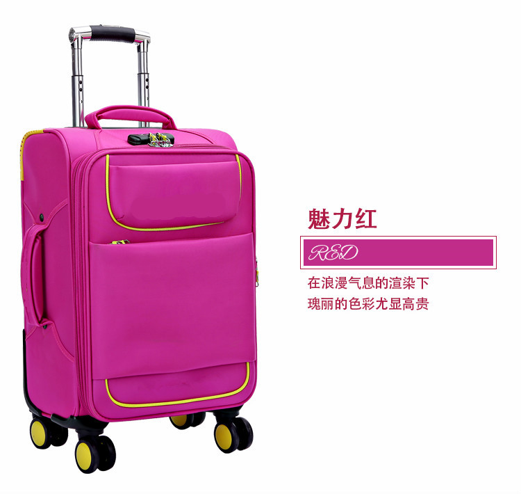 Hot Sale Cheap Travel Luggage Factory Price Duffel Bag Four Wheels ...