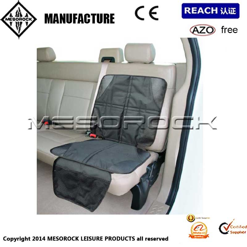 Car Seat Protector Mat Infant Baby Child Easy Clean Non Skid