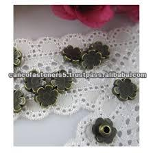 flower shaped rivets