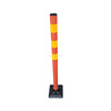 Wholesale Ensure Orignal Design Traffic Road Safety Reflective Rebound Warning Bollard Plastic Parking Bollard
