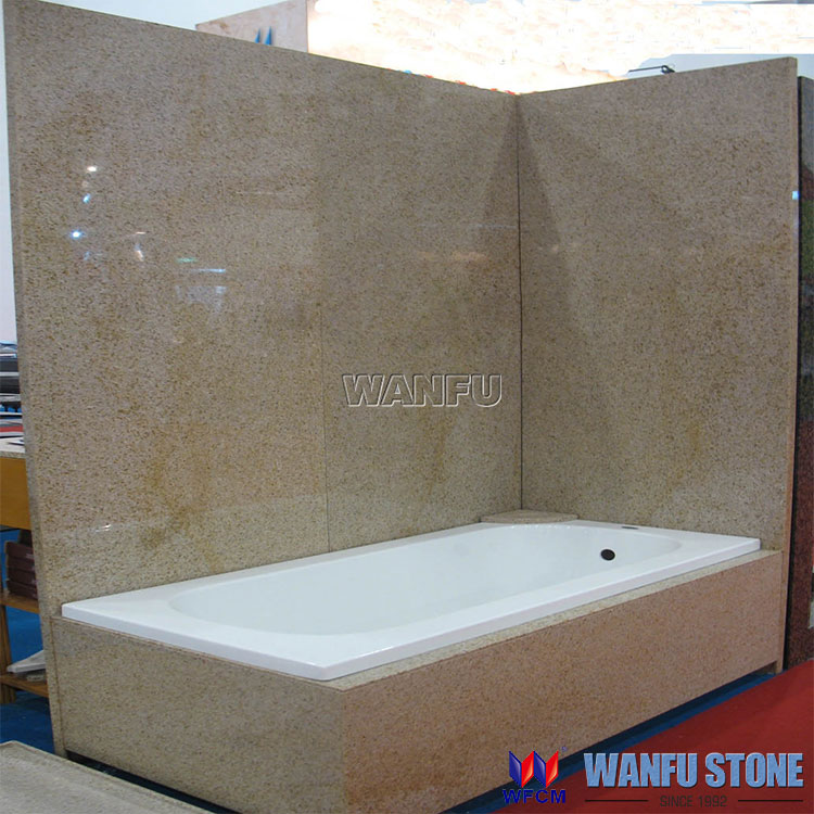 G682 Granite Shower Wall Pannel