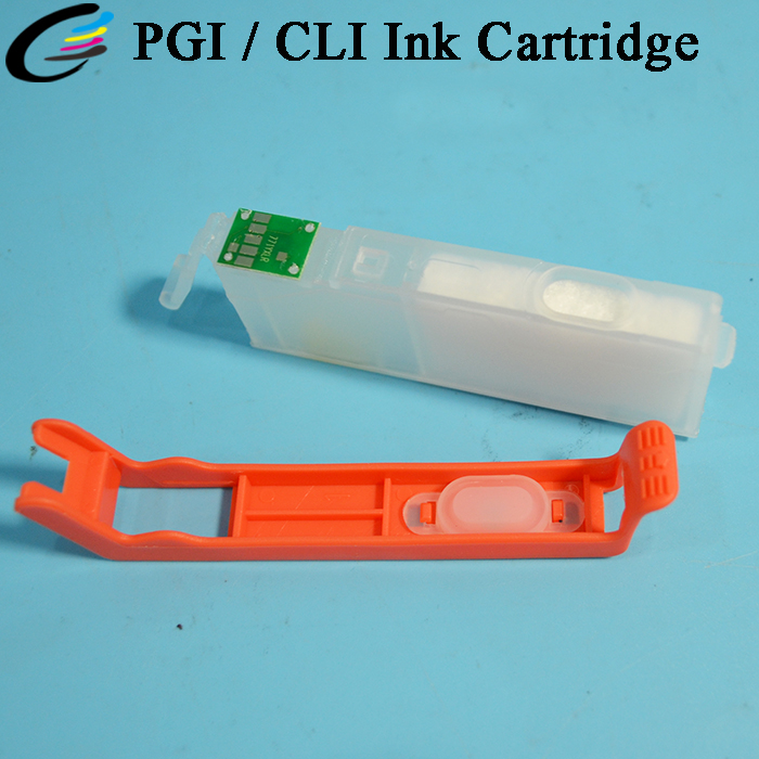 PGI-520 CLI-521 Empty Reset Cartridge for Canon MP540 MP620 MP980