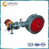 H247H Cast iron pneumatic high temperature butterfly check valve
