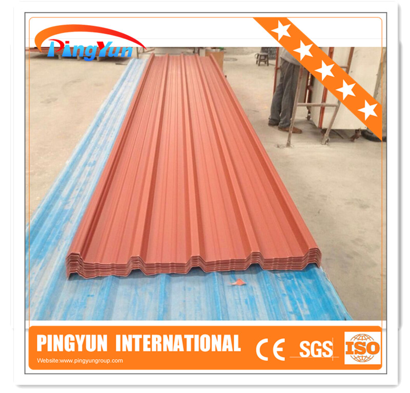 Plastic Shed Roof/cheap Building Materials Roofing Tiles