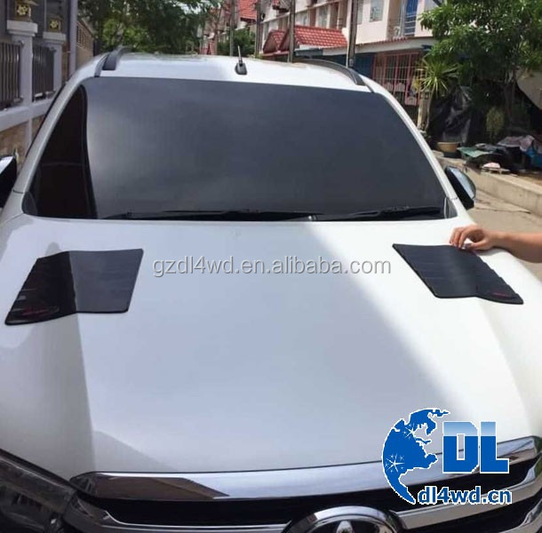 Front Bumper Protector Guard Toyota Hilux 2016 Anti-skid Plate Car ...