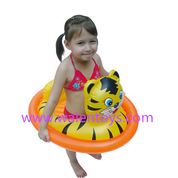 Baby Float Pool Inflatable Ring Seat Swim Infant Tube Swimming ...
