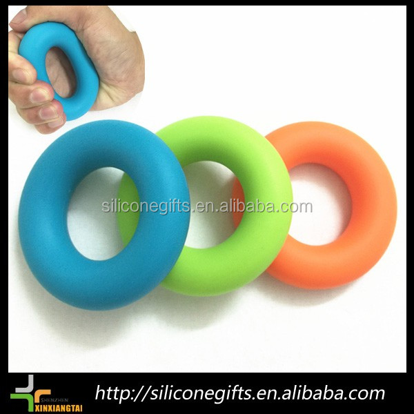 Hand Exerciser Strengthener Silicone Hand Grip Comfortable Hand Grip