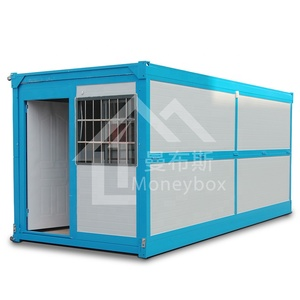 2018 cheap promotion price China container house factory folding house in india