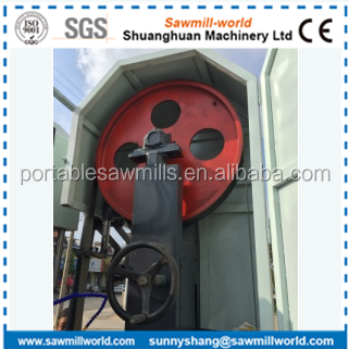 multipurpose woodworking machine forest and factory used saw mill