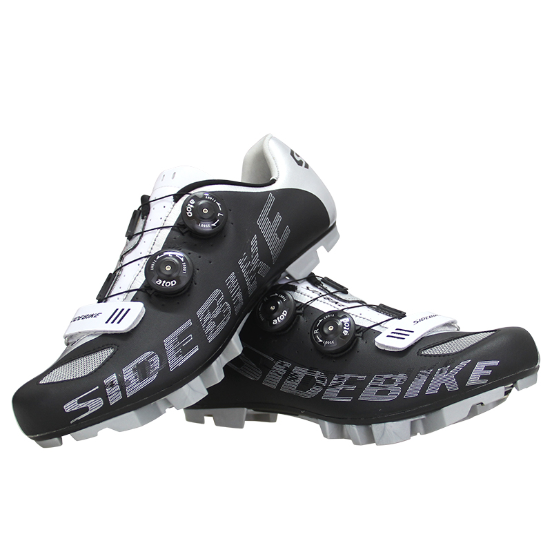 Warm Professional Bike Shoe Cycling Mountain Winter Lock qvRxvfYZ