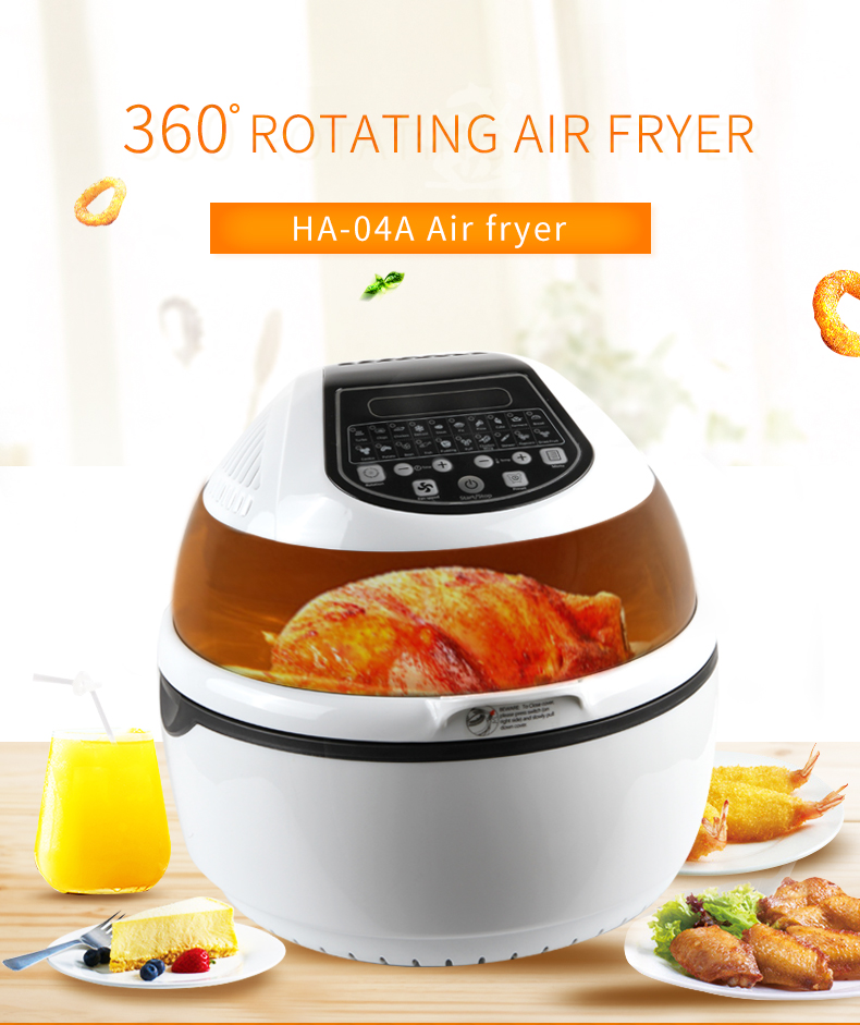 best seller 2018 oven commercial air fryer 10l