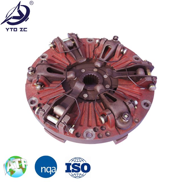 OEM 10 inch YTO Jinma Foton 504 tracteurs agricoles Tractor Parts kit Clutch cover foton 504 Tractor