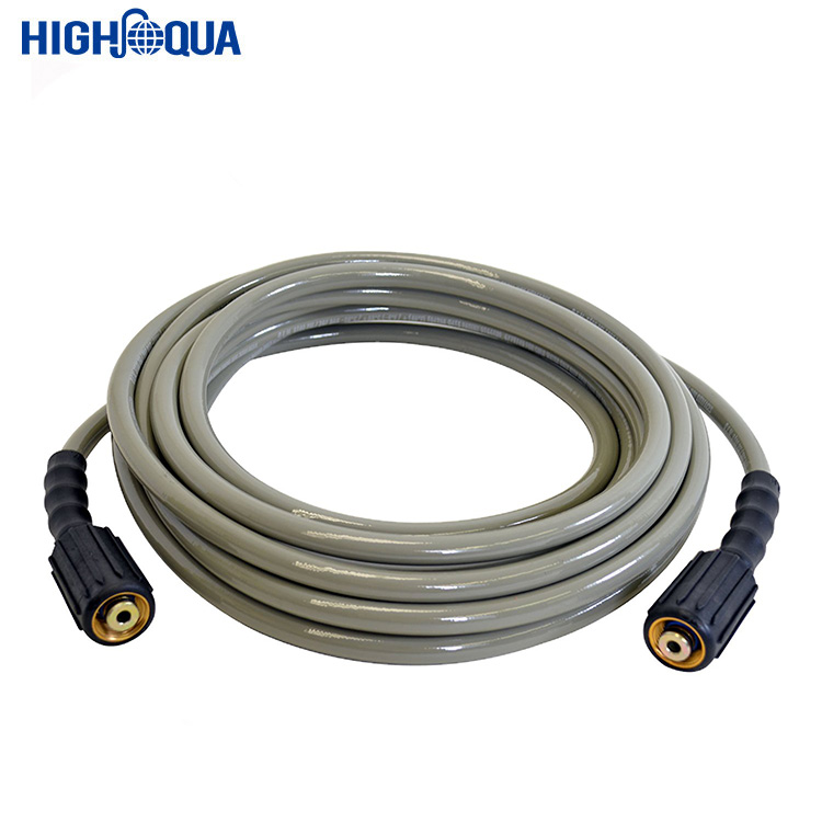 """200/' ft 3//8/"""" Blue Non-Marking 6000 psi Pressure Washer Hose 200 FREE SHIPPING"""