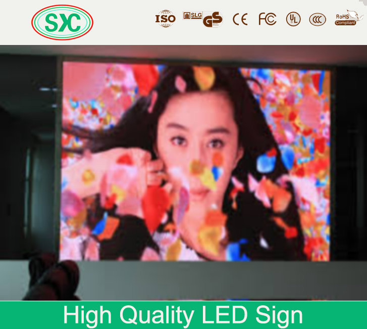 A colori ha portato dispay, xxx paly video display a led