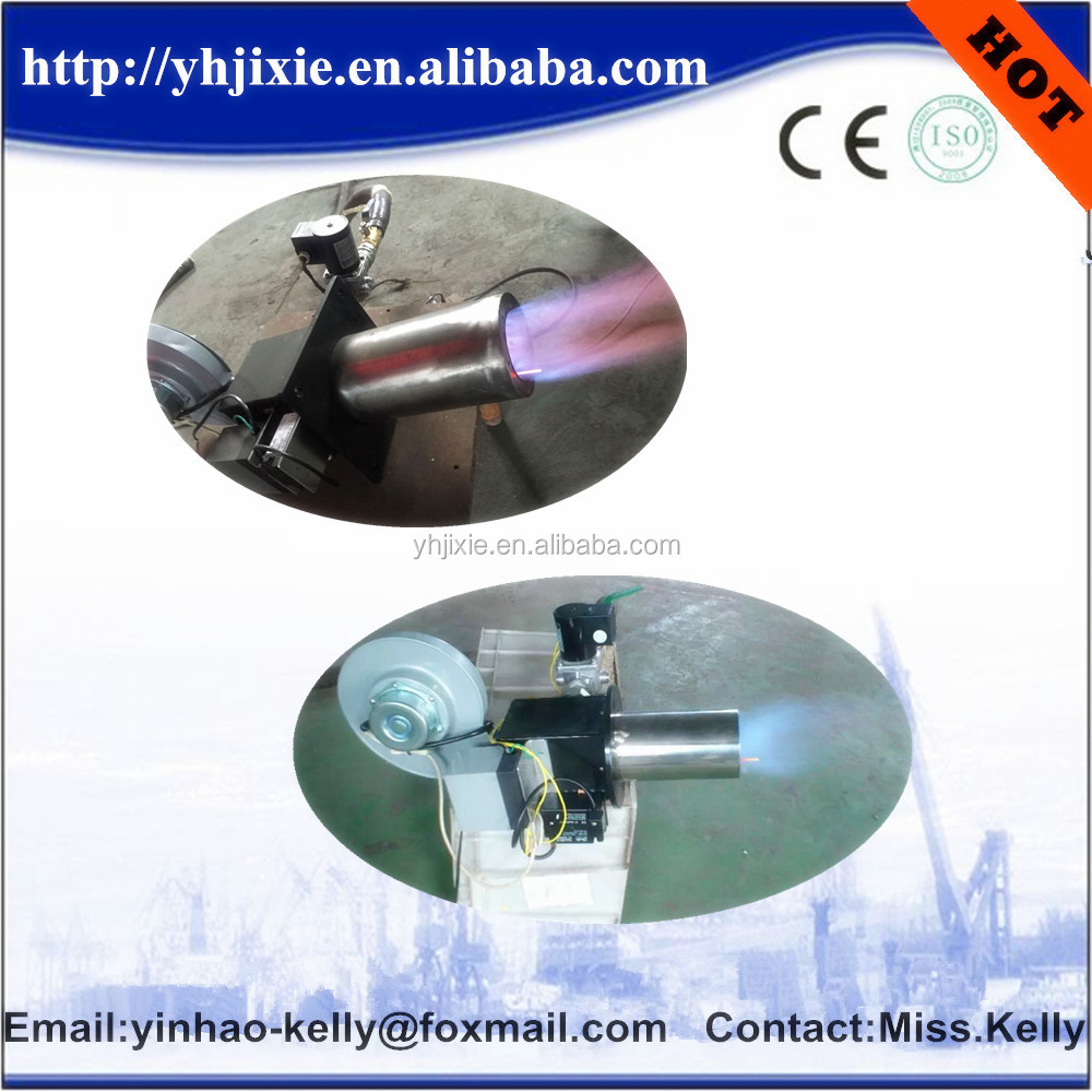 industrial nature small gas burners for roller kiln